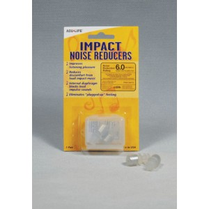 Ear Plugs Impact Noise Reducing Pair