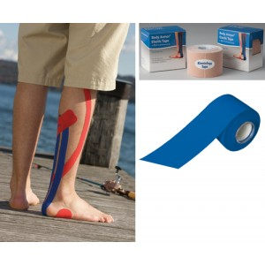 Kinesiology Tape 2 x 15ft Blue