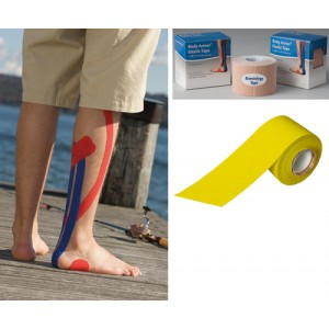 Kinesiology Tape 2 x 15ft Yellow