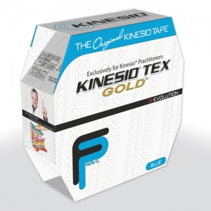 Kinesio Tex Gold New -2 X103' Bulk Blue