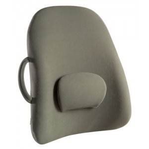 Lowback Backrest Support Obusforme Gray (Bagged)