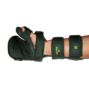 Dorsal Hand Splint Left Medium/Large 8 or over