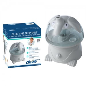 Ultrasonic Cool Mist Pediatric Humidifier-Ellie the Elephant