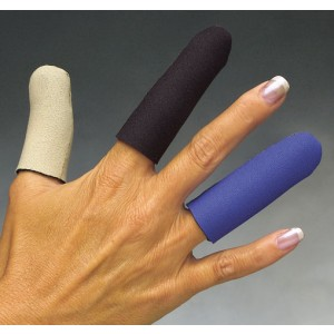 Finger Sleeves Large Pack/3 Assorted Colors