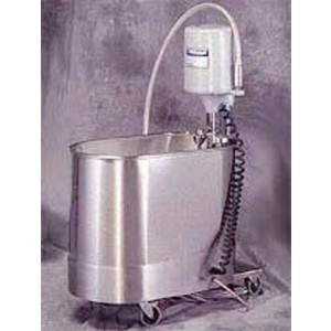 Podiatry Whirlpool 15 Gallon Mobile