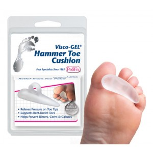 Hammer Toe Cushion Visco-Gel Medium Left