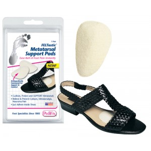 FELTastic Metatarsal Support Pads Small