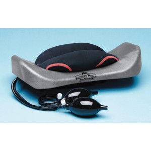 Posture Pump Elliptical Back Rocker Grey