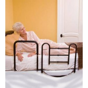 Easy-Up Bed Rail Carex Brand