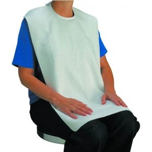 Terry Towel Bib 3/Case 25 x 16.5