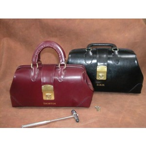 Specialist Physician Bag 16 (Smooth) Black