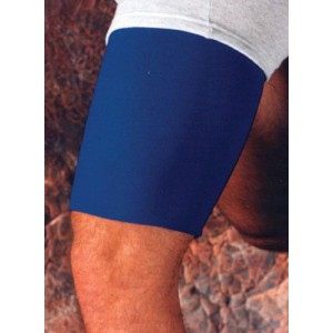 Neoprene Slip-On Thigh Support Medium 20 -22 Sport-Aid