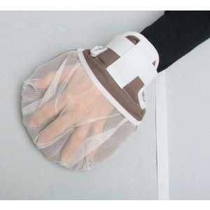 Hand Mitt - Padded With Finger Separator (Pair)
