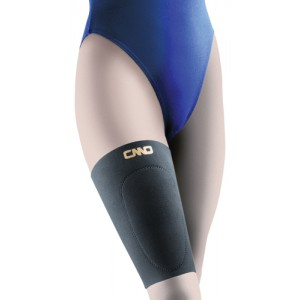 DermaDry Thigh Support Sleeve Large