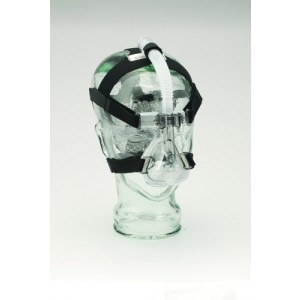 DeVilbiss CPAP Gel Mask with Headgear