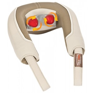 Obus Shiatsu and Vibration Neck Massager With Heat