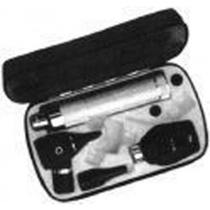 WA Standard Diagnostic Set 3.5 Volt Otoscope & Ophthalmoscope