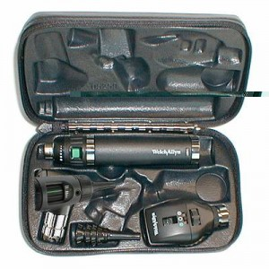 Coaxial Diagnostic Set With Lithium Ion Handle