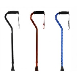 Cane 3 Pack - Black, Bronze & Blue