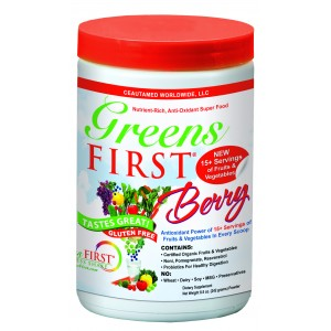 Greens First Berry, 8.5oz