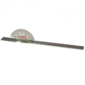 Finger Goniometer 6 Deluxe 180 degree