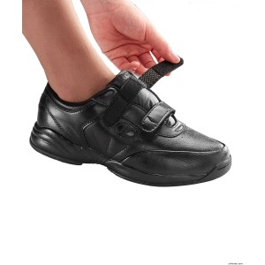 Propet Extra Wide Walking Shoes - Womens Leather Shoe