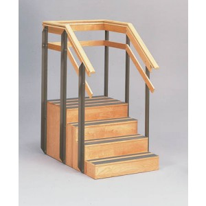 One-Sided Staircase 30