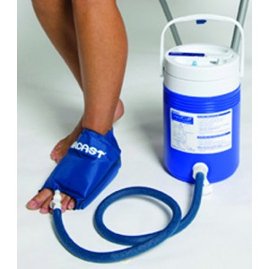 Aircast Cryo/Cuff System-Ankle & Cooler