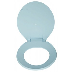 Toilet Seat With Lid Oblong Oversized