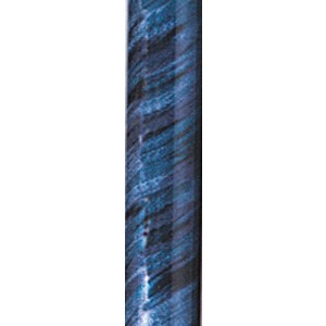 T Handle Cane Cyclone Blue