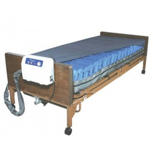Deluxe Low Air Loss Mattress & A.P.P. System 80 x 36 x 8