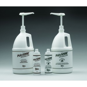 Polysonic Ultrasound Lotion With Aloe - 8.5 Fl oz /12