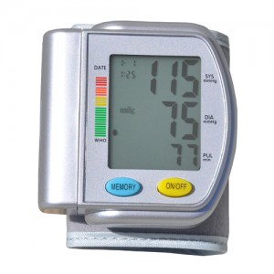 Wrist Blood Pressure Unit by Complete Medical