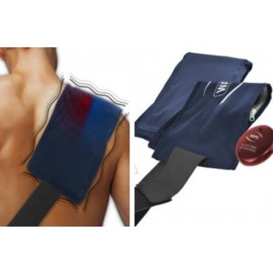 Hot-Cold Massage Vibrating Therapeutic Gel Pack