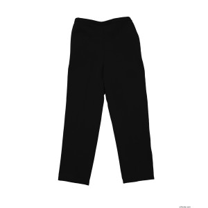 Adaptive Open Side Fleece Pants For Arthritis - VELCRO Brand Fasteners