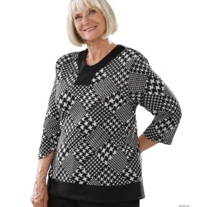 Adaptive Top For Women - Clothing For Disabled Adults