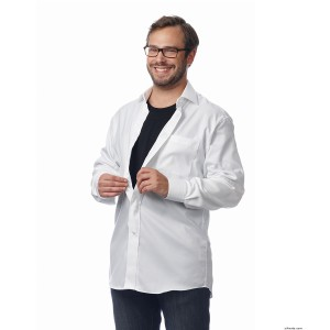 Magnetic Shirt - New Arthritis Mens Magnetic Closing Shirt With Shirt Magnets