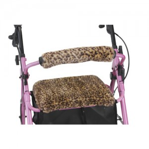 Seat & Back Cover For Rolling Walker Cheetah