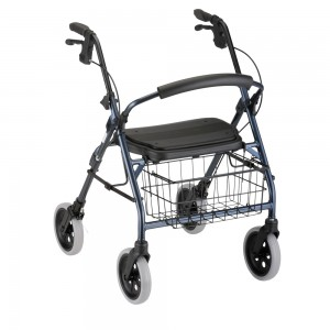 Cruiser Deluxe Roll Walker Blue