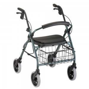 Cruiser Deluxe Roll Walker Green