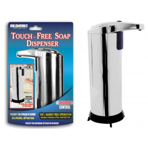 Soap Dispenser Touch-Free