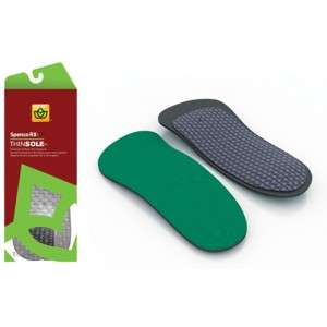Thinsole 3/4 Length Insole M 12/13