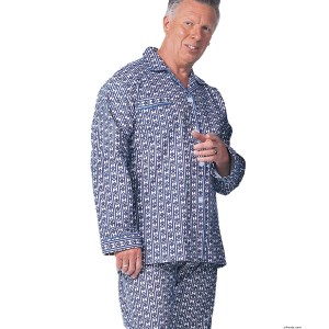 Mens Regular Cotton Pyjamas