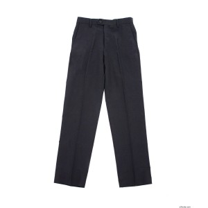 Regular Washable Mens Dress Pant - Easy Care Trousers