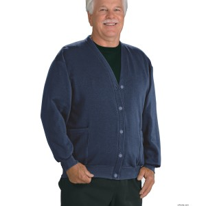 Mens Regular Comfortable Cardigan With 2 Pockets