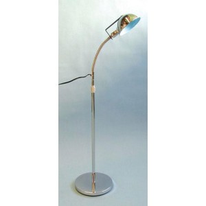 Deluxe Exam Lamp With Swivel Head- Caster Base