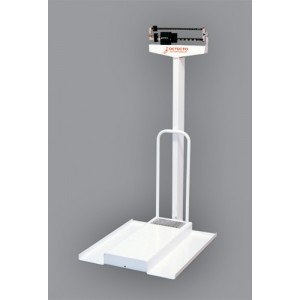 Wheelchair Scale With Ramp
