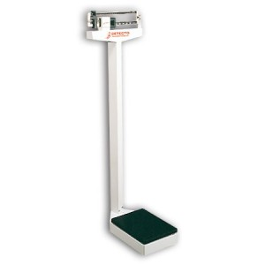 Doctors Beam Scale Lbs Only Without Height Rod