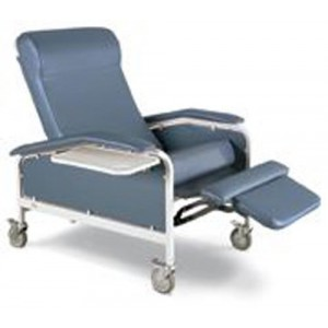 Care Cliner X-Large With Steel Casters