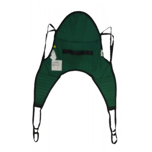 U-Sling Large Polyester With Head Support Padded